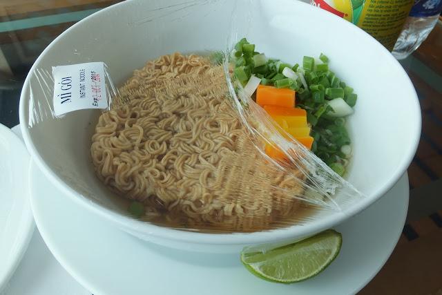 apricot-lounge-hcmc-noodle ホーチミン市の空港ラウンジラーメン