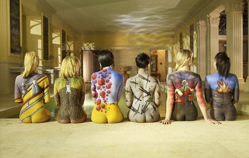Tattoo Tattooz Body Art Gallery 2011