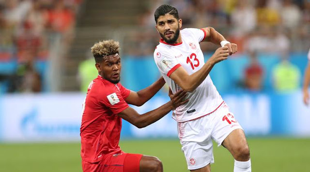FIFA World Cup 2018: Panama vs Tunisia as Tunisia clock up their first World Cup victory since 1978, as Panama bow out without a point
