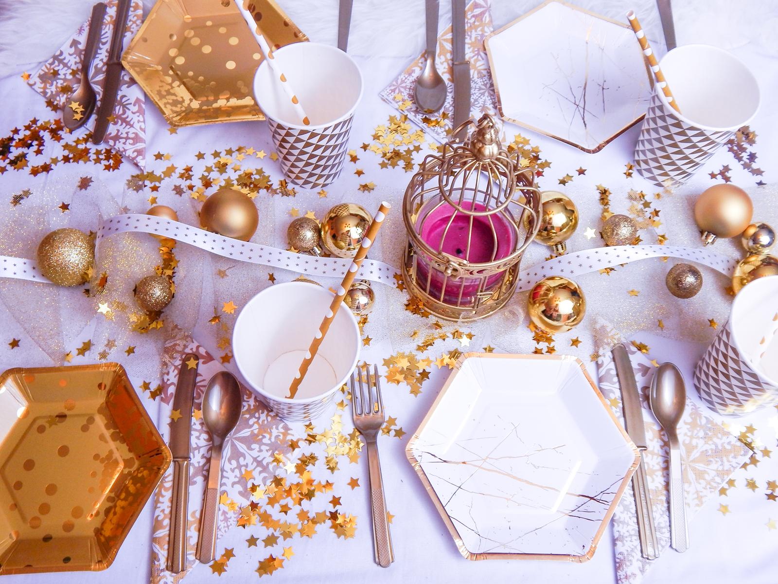 1 NAGŁÓWEK jak udekorować stół na imprezę dekoracja stołu karnawałowego świątecznego weselnego urodzinowego dekoracje dodatki partybox.pl partybox sklep z dodatkami na imprezy ciekawe gadżety