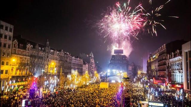 5 Tradisi Yang Unik Setiap Negara Merayakan Tahun Baru Dan Berharap Mendapatkan Keberuntungan