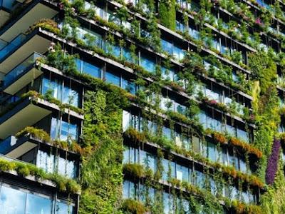 Nguyên liệu thông thái xây đô thị bền chắc