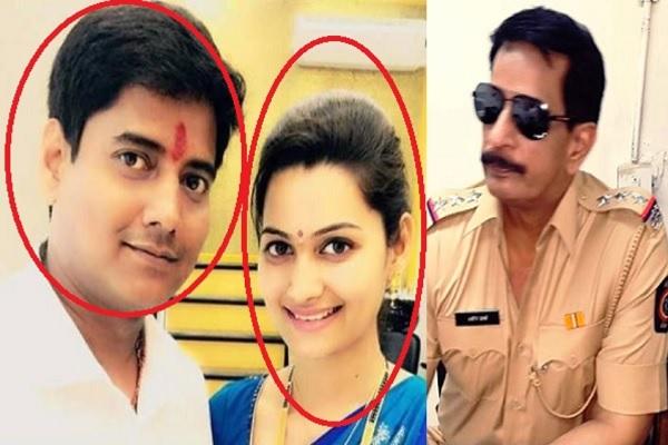 shraddha-mangle-arrested-for-blackmailing-ias-radheshyam-thane