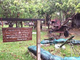 War Museum Cambodia 2 - Budget Biyahera