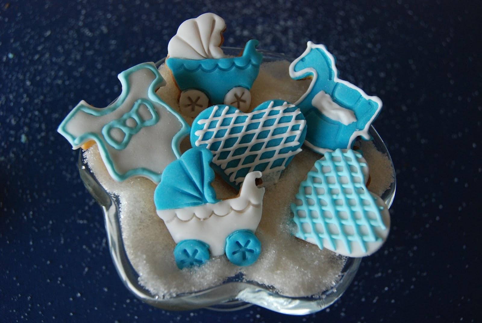 abbastanza Dolci Delizie di Valentina: Biscotti decorati per nascita o  BY07