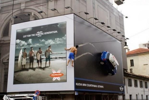 Utcai reklám