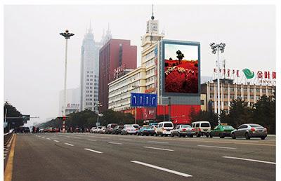 Công ty thi công màn hình led p4 tại Hà Giang