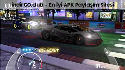 racing rivals hile apk