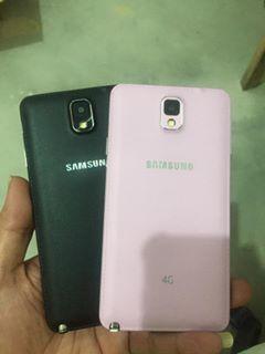 Samsung Galaxy Note 3 Bekas