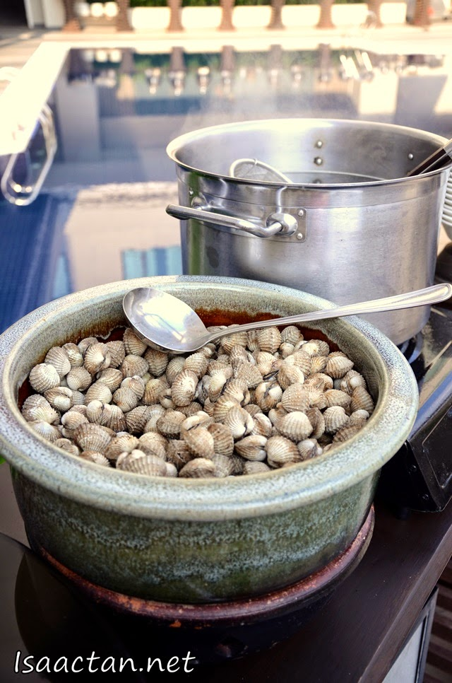 Boiled Cockles