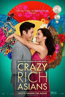 Sinopsis film Crazy Rich Asians (2018)