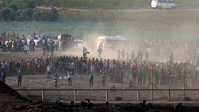 """Netanyahu: """"Si los ataques desde Gaza no cesan, Israel responderá con gran fuerza"""""""