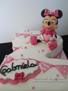 disney minnie sugar paste
