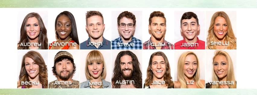 Big Brother Shenanigans: BB17: Who Do We Have Here?