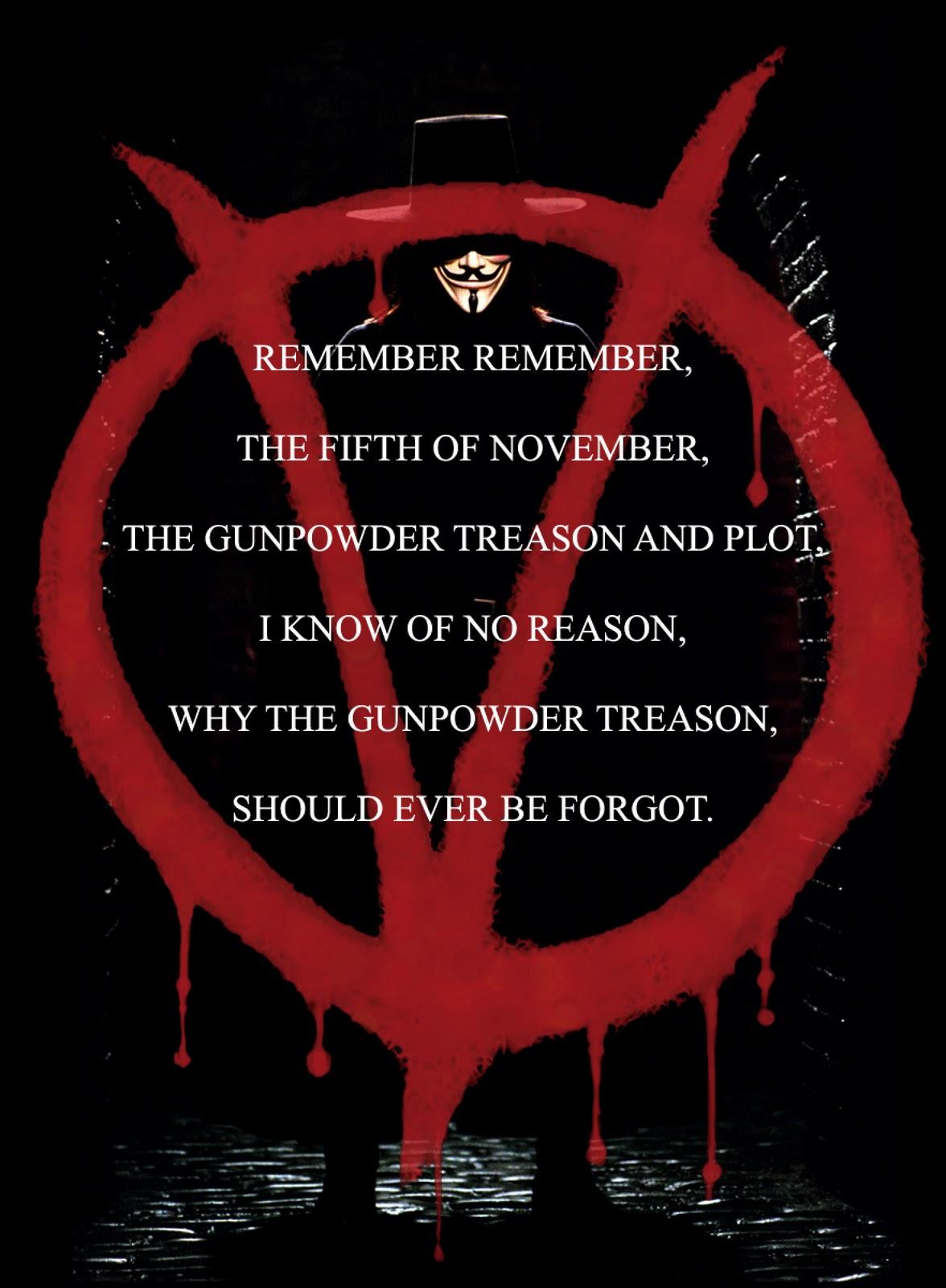 Matt & the Art of Motion Pictures: V for Vendetta - 2006