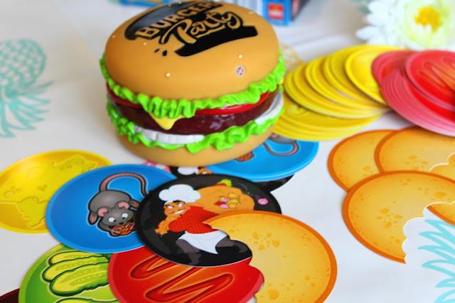 acheter le jeu burger party