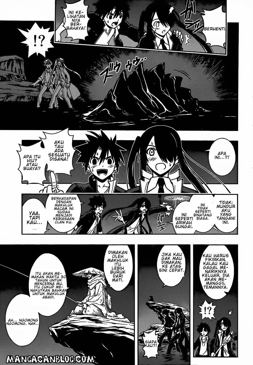 Baca Manga UQ Holder! Chapter 7 Bahasa Indonesia