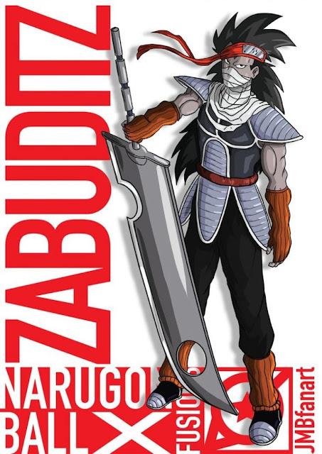 11- Zabuditz (Raditz e Zabuza)