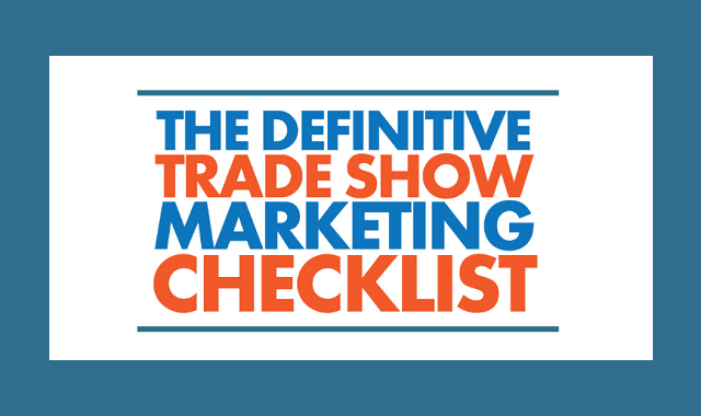 The Definitive Trade Show Marketing Checklist