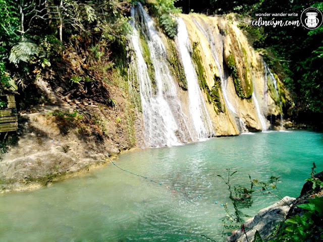 daranak falls tanay