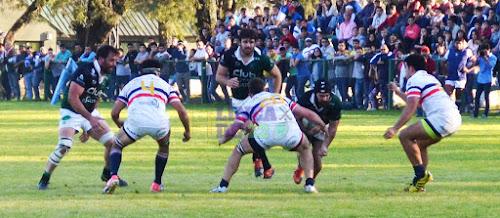 Tucumán Rugby venció 30-29 a Natación y Gimnasia