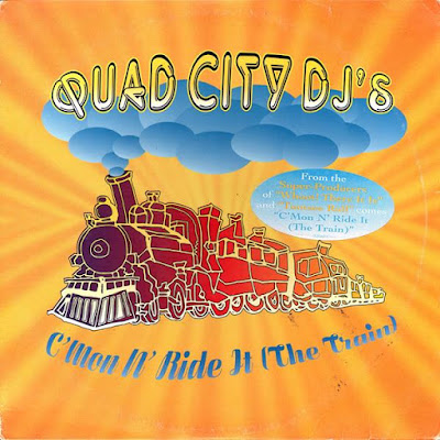 Quad City DJ's – C'Mon N' Ride It (The Train) (1996) (VLS) (FLAC + 320 kbps)