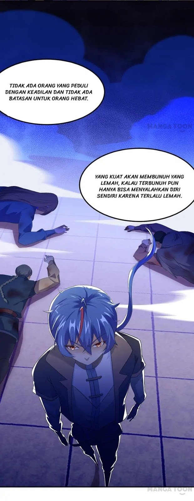 Martial Arts Reigns Bahasa Indonesia Chapter 50