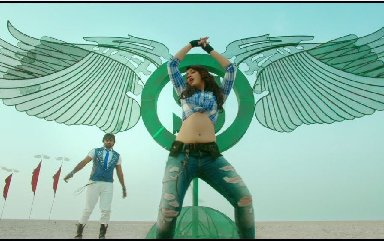 Rashi khanna hot sexy photos in Supreme Movie