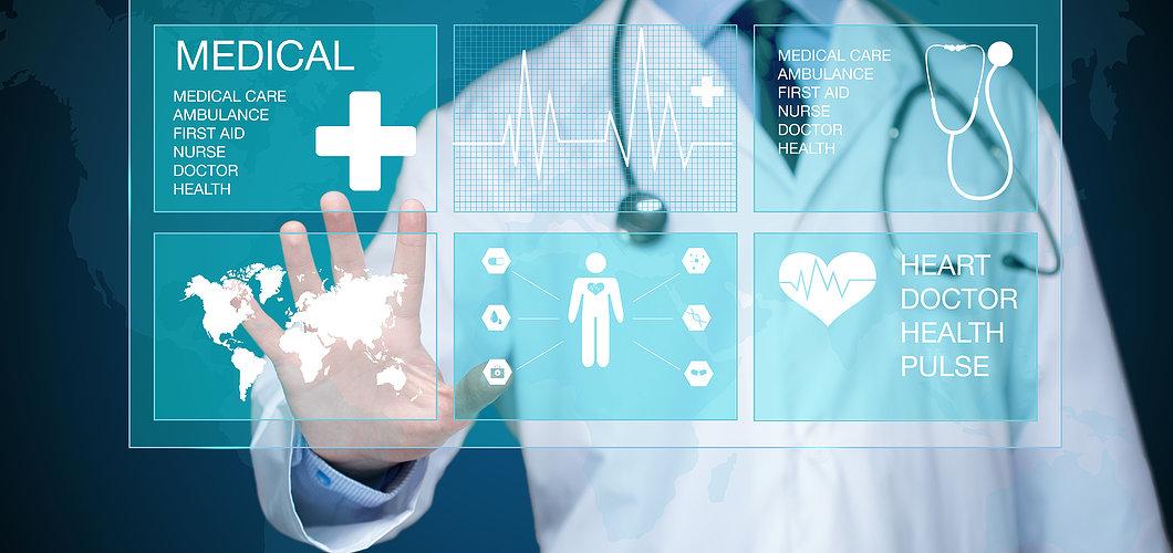 FrontEnders Healthcare Services Pvt  Ltd - hospital