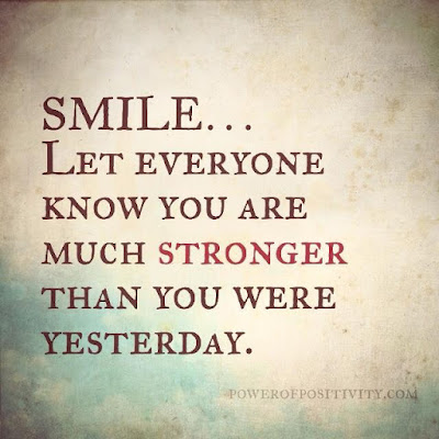 My goal today and every day .. to make someone smile....