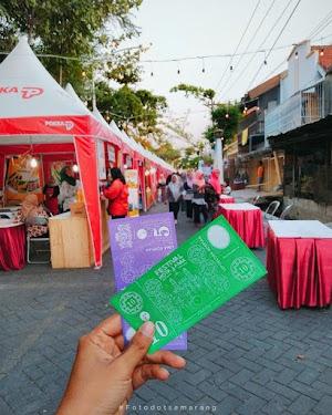 Hari Kedua #FestivalKotaLama2018 : Pembukaan