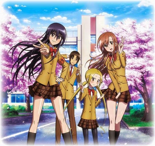 Nuevo OVA original en el tomo 12 de Seitokai Yakuindomo