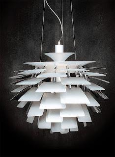 lampara techo chapas de aluminio