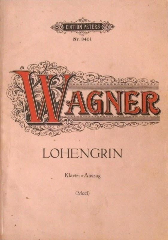 Klavierauszug Lohengrin