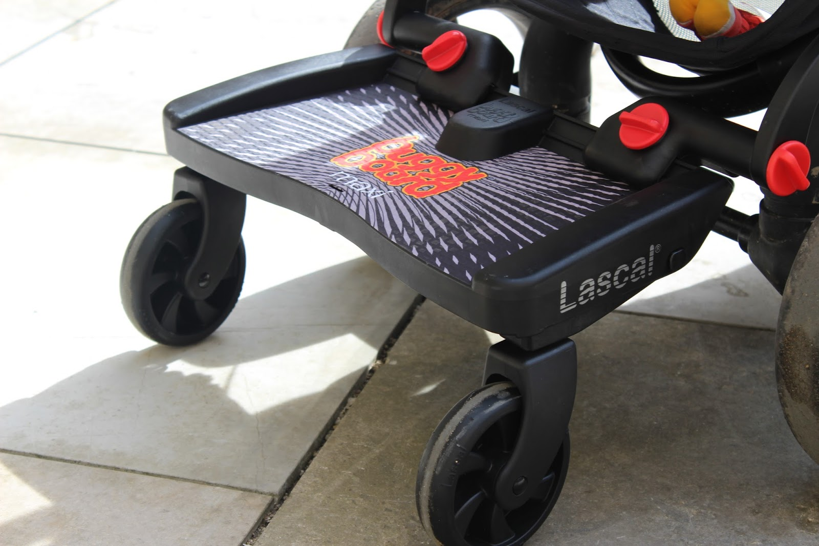 How To Fit A Lascal Buggy Board Instructions
