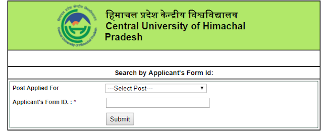 Central+University+of+Himachal+Pradesh