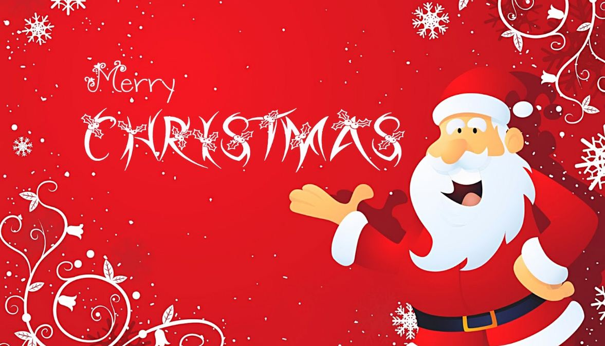 happy merry christmas song