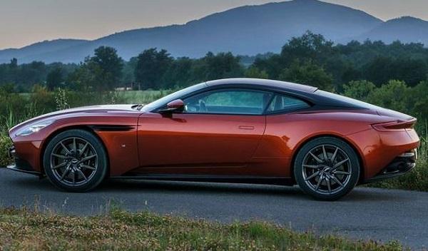Aston Martin Vantage 2018 Baru Saja Diperkenalkan Kepada Publik