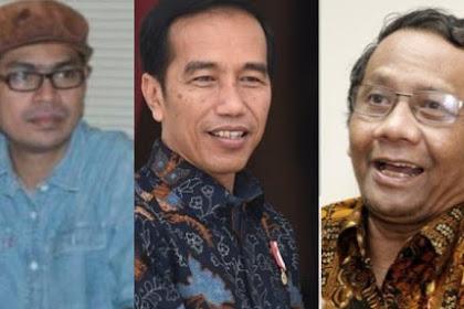Faizal Assegaf: Pernyataan Mahfud MD Di ILC Perkuat Kepemimpinan Jokowi