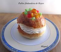 Pullas finlandesa de Reyes