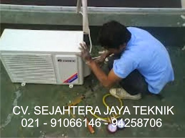SERVICE AC GAMBIR-JUANDA-SAWAH BESAR-MANGGA BESAR-JAYAKARTA