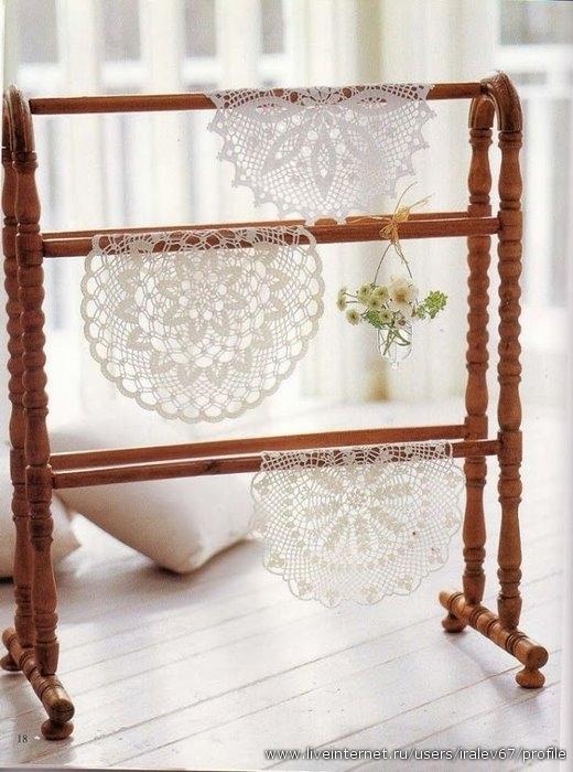 25 Patrones de Tapetes Variados a Crochet / Patrones | Patrones para ...