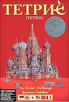 Carátula de Tetris Spectrum Holobyte para Apple II