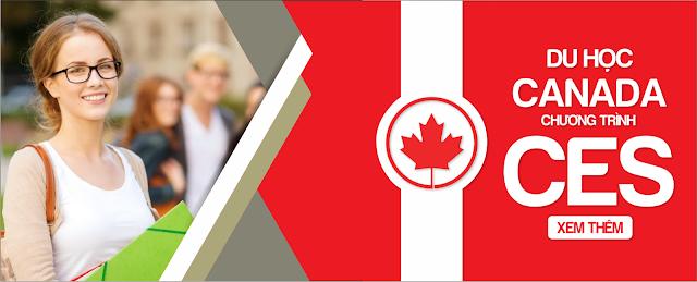 DU HỌC CANADA CHƯƠNG TRÌNH CES - CHI PHÍ THẤP !