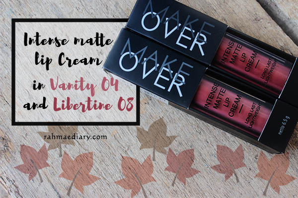 Make Over lip cream 04 08