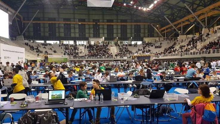 Μαθητές από τον Έβρο συμμετείχαν στον Πανελλήνιο Διαγωνισμό Ρομποτικής