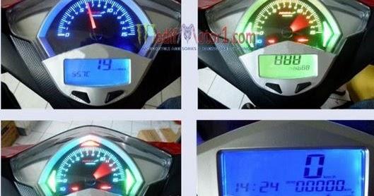Info Harga Speedometer Digital Honda Beat Merek Koso