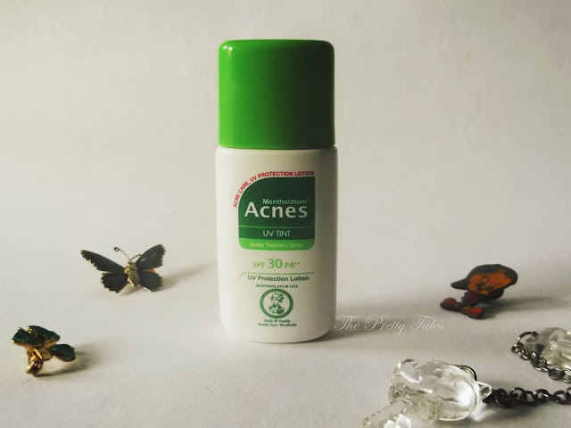 acnes uv tint review