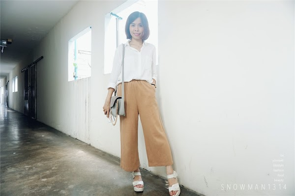 Comfy Casual Culottes Weekend Outfit #13 March
