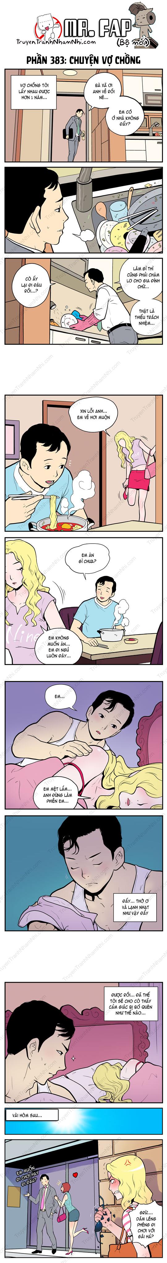 Mr. FAP (bộ mới) phần 383: Chuyện vợ chồng